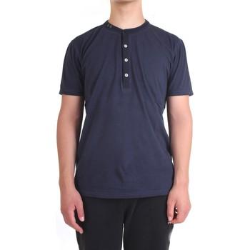 Vêtements Homme T-shirts manches courtes Diktat DK77162 Bleu