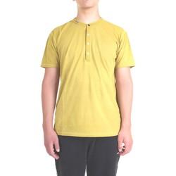 Vêtements Homme T-shirts manches courtes Diktat DK77162 Jaune