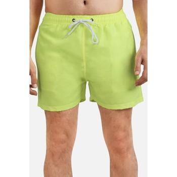 Vêtements Homme Maillots / Shorts de bain Kebello Short de bain uni Taille : H Jaune M Jaune