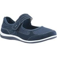 Chaussures Femme Slip ons Fleet & Foster  Bleu marine