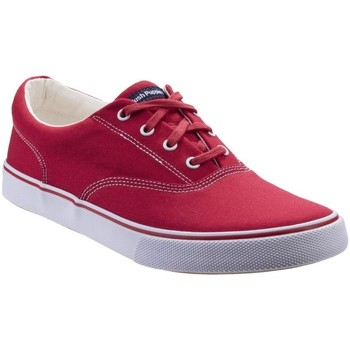 Chaussures Femme Baskets basses Hush puppies  Rouge