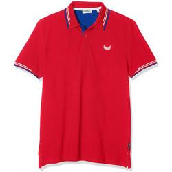 Vêtements Homme Polos manches courtes Kaporal Polo Homme Nayoc Rouge