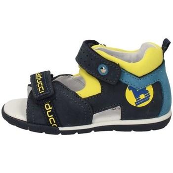 Chaussures Garçon Sandales et Nu-pieds Balducci CIT3601 Bleu