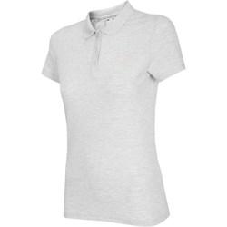 Vêtements Femme T-shirts manches courtes 4F TSD007 Gris