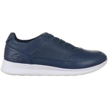 Chaussures Femme Baskets basses Lacoste Joggeur Lace Bleu marine