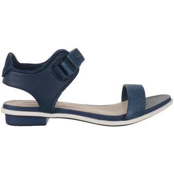 Chaussures Femme Sandales et Nu-pieds Lacoste Lonelle Bleu marine