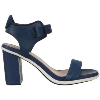 Chaussures Femme Sandales et Nu-pieds Lacoste Lonelle Heel Sandal Bleu marine