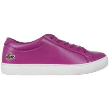 Chaussures Femme Baskets basses Lacoste 733CAW1000R56 Violet
