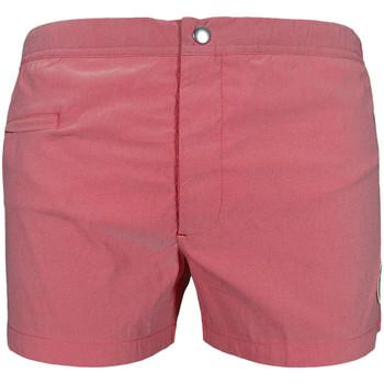 Vêtements Homme Maillots / Shorts de bain Les Loulous De La Plage Short de bain homme OCTAVE Rouge