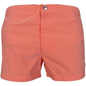 Vêtements Homme Maillots / Shorts de bain Les Loulous De La Plage Short de bain homme OCTAVE Orange