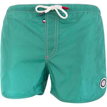 Vêtements Homme Maillots / Shorts de bain Les Loulous De La Plage Short de bain homme MOREA Vert