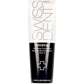 Beauté Accessoires visages Swissdent Crystal Repair&whitening Toothcream