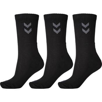 Accessoires Chaussettes Hummel Lot de 3 paires de chaussettes  Basic noir