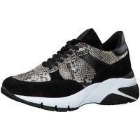 Chaussures Femme Baskets mode Marco Tozzi 23782 NOIR