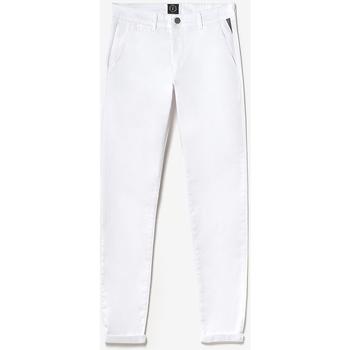 Vêtements Homme Chinos / Carrots Japan Rags Pantalon chino slim jas blanc WHITE