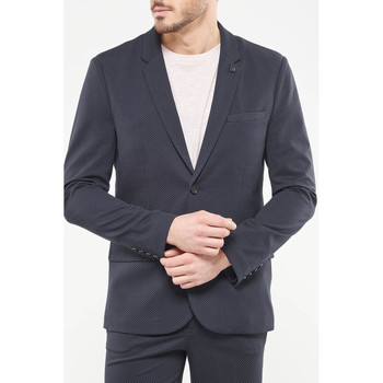 Vêtements Homme Vestes / Blazers Japan Rags Blazer nil marine NAVY