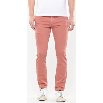Vêtements Homme Pantalons Japan Rags Chino jogg slim kurt rose ROSE DAWN