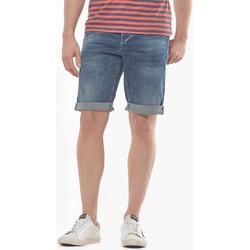 Vêtements Homme Shorts / Bermudas Japan Rags Bermuda laredo bleu BLUE