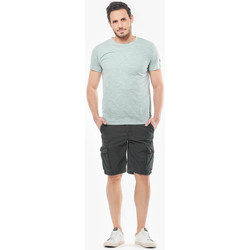 Vêtements Homme Shorts / Bermudas Japan Rags Bermuda hanks noir BLACK