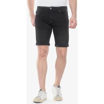 Vêtements Homme Shorts / Bermudas Japan Rags Bermuda jogg lo noir BLACK / BLACK