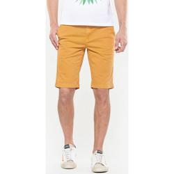Vêtements Homme Shorts / Bermudas Japan Rags Bermuda robin miel HONEY