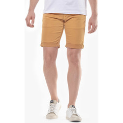 Vêtements Homme Shorts / Bermudas Japan Rags Bermuda Jogg jaune HONEY