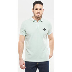 Vêtements Homme T-shirts & Polos Japan Rags Polo Dylan gris vert HARBOUR