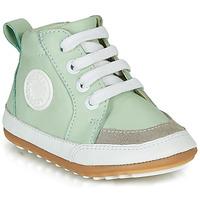 Chaussures Enfant Boots Robeez MIGO Vert d eau
