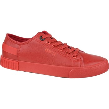 Chaussures Femme Baskets basses Big Star GG274068 Rouge