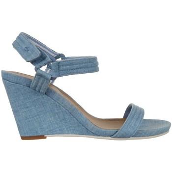 Chaussures Femme Sandales et Nu-pieds Lacoste Karoly 3 Bleu