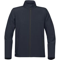 Vêtements Homme Blousons Stormtech Softshell Bleu marine / gris