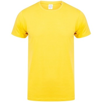 Vêtements Homme Musse & Cloud Skinni Fit Stretch Jaune