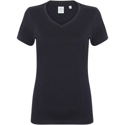 Vêtements Femme Musse & Cloud Skinni Fit Stretch Bleu marine