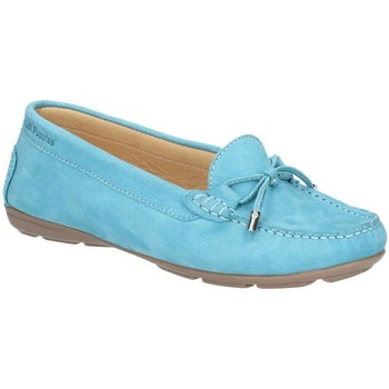 Chaussures Femme Mocassins Hush puppies  Bleu ciel