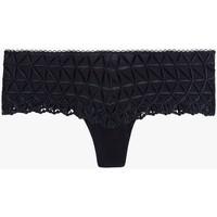 Sous-vêtements Femme Shorties & boxers Aubade shorty saint-tropez bahia & moi Noir