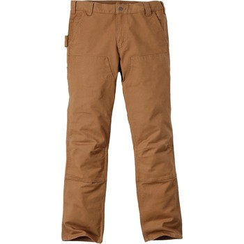 Vêtements Homme Pantalons de survêtement Carhartt Pantalon  Stretch Coton Duck marron