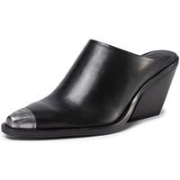 Chaussures Femme Sabots Bronx LOW KOLE MULE Noir