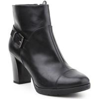Chaussures Femme Boots Geox D Raphal Mid A D643WA-00043-C9999 czarny