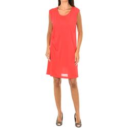 Vêtements Femme Robes courtes Armani jeans Robe sans manches Rouge