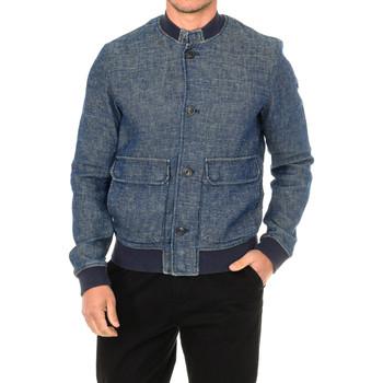 Vêtements Homme Vestes en jean Armani jeans Veste Bleu
