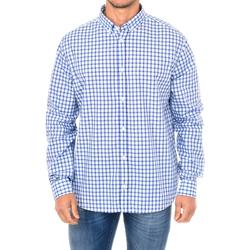 Vêtements Homme Chemises manches longues Armani jeans Chemise à manches longues Multicolore
