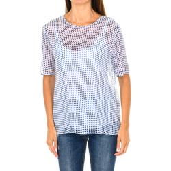 Vêtements Femme Tops / Blouses Armani jeans Blouse à manches courtes Multicolore