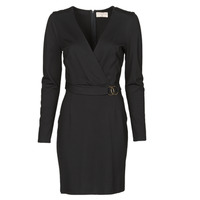 Vêtements Femme Robes courtes Moony Mood NAMITIE Noir