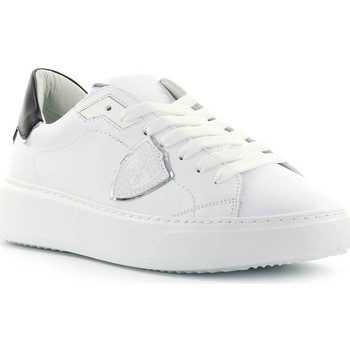 Chaussures Femme Baskets basses Philippe Model Temple White