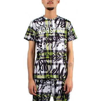 Vêtements Homme T-shirts manches courtes Horspist Tee-shirt  Multicolore