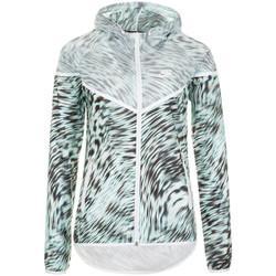 Vêtements Femme Blousons Nike Veste  Tech Vert