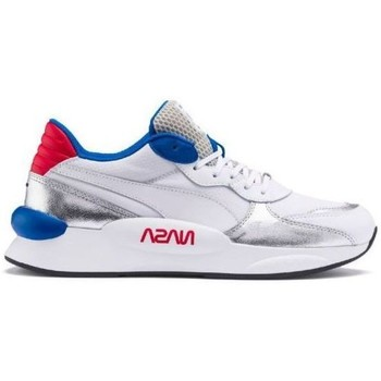 Chaussures Femme Baskets basses Puma Basket  RS-9.8 NASA - 372509-01 BLANC