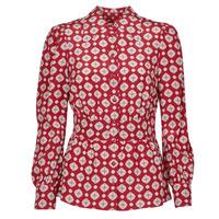 Vêtements Femme Tops / Blouses MICHAEL Michael Kors LUX PINDOT MED TOP Bordeaux