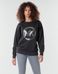 Vêtements Femme Sweats MICHAEL Michael Kors MK CRCL CLSC SWTSHRT Noir