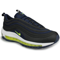 Chaussures Garçon Baskets basses Nike Air Max 97 Junior Noir Noir